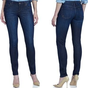 Kut from the Kloth Diana Skinny Jeans Mid Rise 2